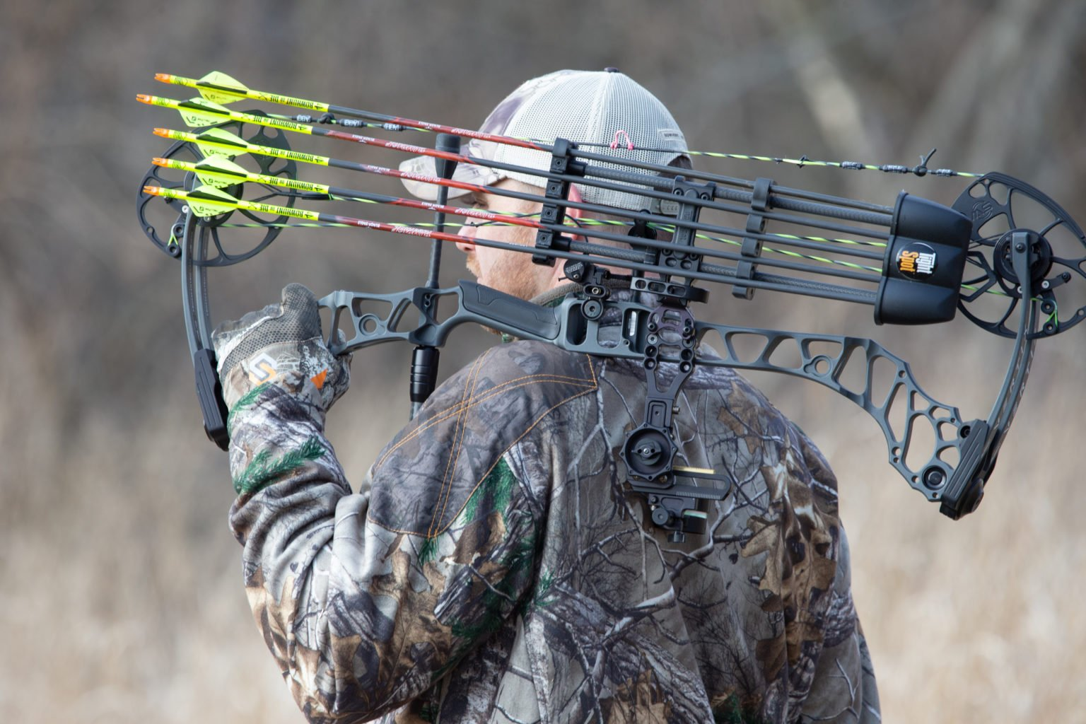 How To Mount An Arrow Quiver