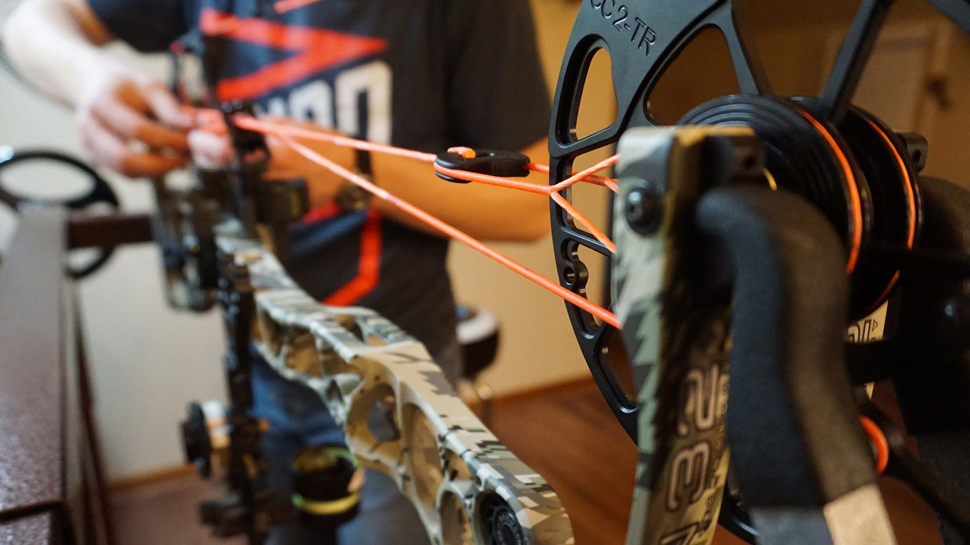 How to Change A Compound Bow String & Cable | Bowhunting com