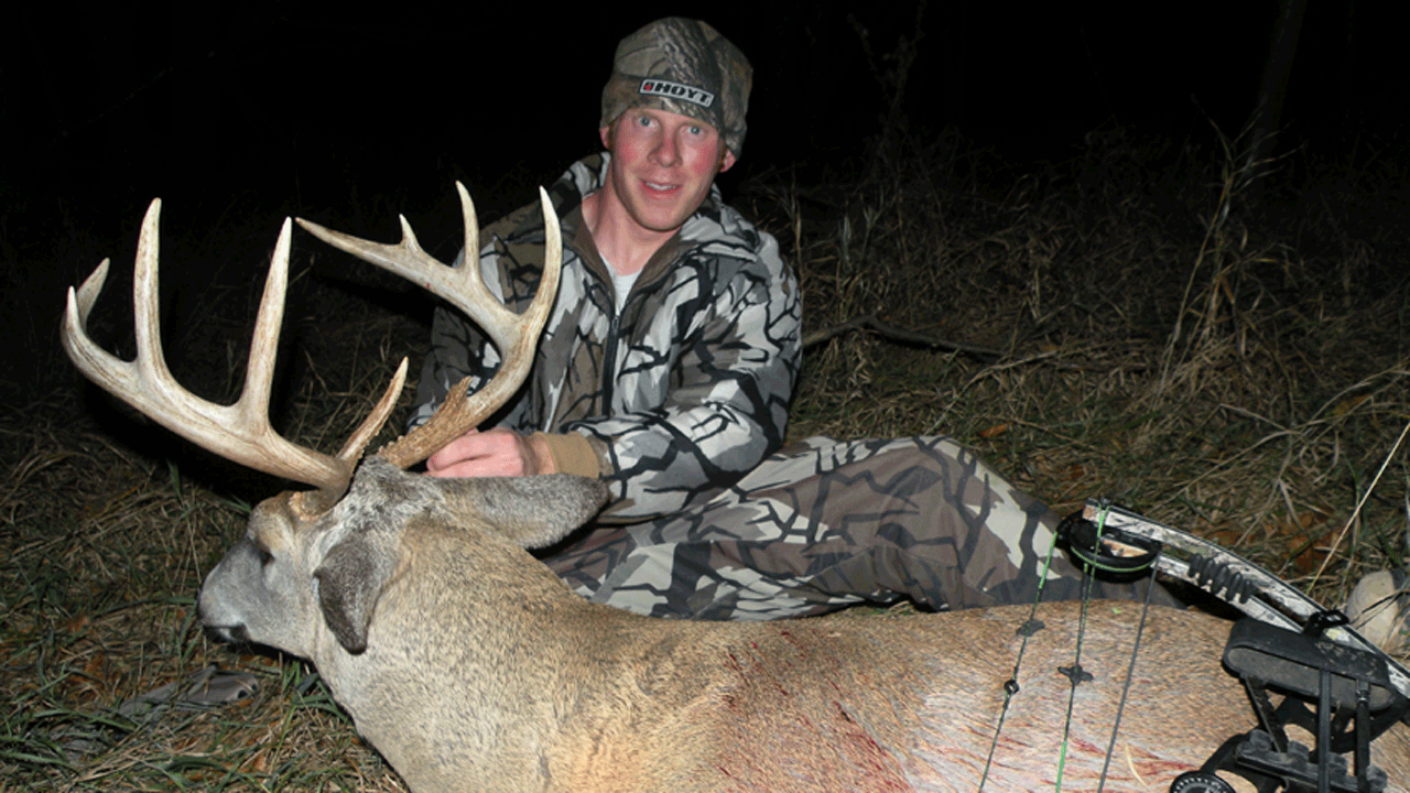 affordable deer hunting states - mcdougal-buck