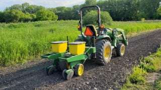 Wagner Implements: Compact Tractor Equipment For Food Plots
