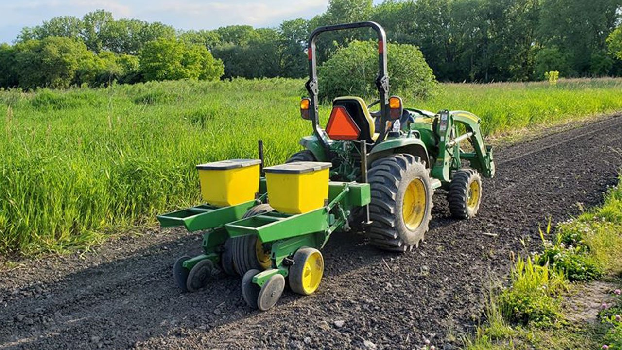 Wagner Implements Compact Tractor Equipment For Food Plots