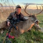 N/a Whitetail In Lima Ohio By Rodney Perry