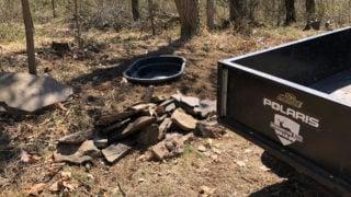 How To Build A Waterhole For Deer & Wildlife