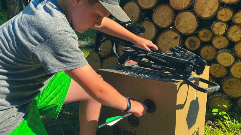Centerpoint Wrath 430 Crossbow Review