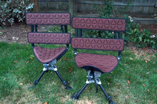 Huntmre chairs side by side